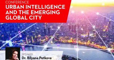 affiche online conférence Global city