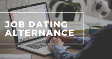 Job dating alternance